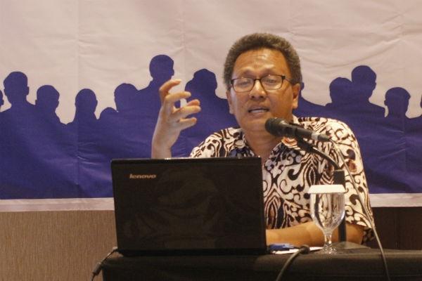 Peneliti LPPsi-UI Bagus Takwin. (Foto: Ignatius Dwiana/satuharapan.com)