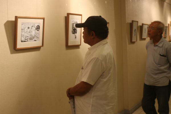 Tahu Politik: Pameran Kartun Dodo Karundeng