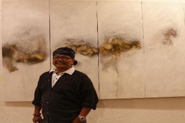 Peziarah: Pameran Lukisan dan Peluncuran Buku karya Andi Suandi