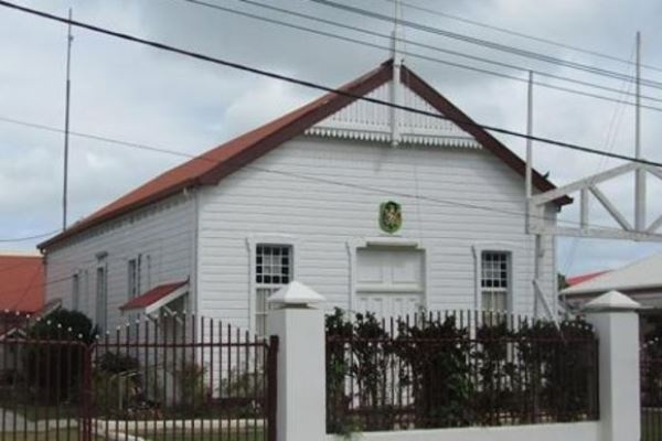 Gedung Parlemen Tonga (Foto: Tonga Parliament)