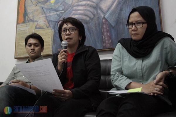 Suciwati Ultimatum Pemerintah Umumkan Dokumen TPF Munir