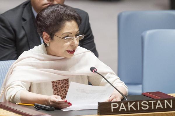 Duta Besar Pakistan untuk PBB, Maleeha Modi (Foto: Time of Islamabad)
