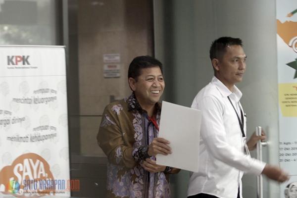 Setya Novanto Diperiksa KPK 7 Jam