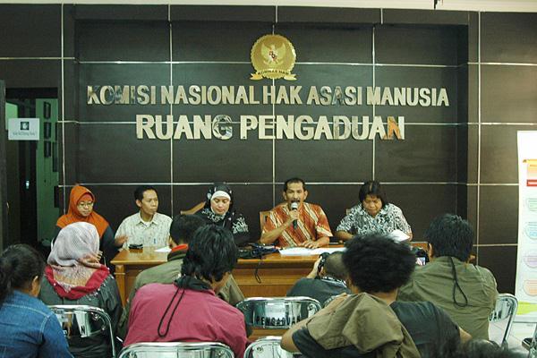 Komnas HAM Selidiki Pelanggaran HAM di Aceh