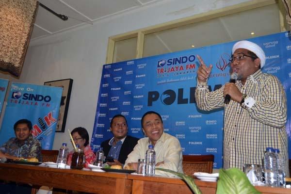 Diskusi Peta Politik Pasca Pilpres 2014