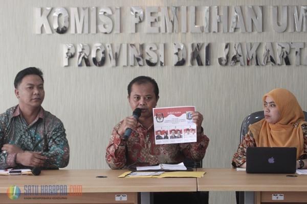 KPU DKI Jakarta Sudah Tinjau Percetakan Surat Suara