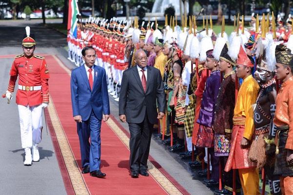 Hukum perdagangan forex Afrika Selatan