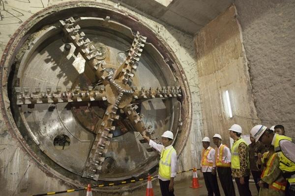 Pembangunan MRT Jangan Terbengkalai