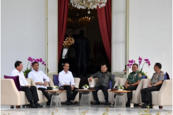 Presiden Jokowi Ajak Warga Jakarta Gunakan Hak Pilih Pilkada