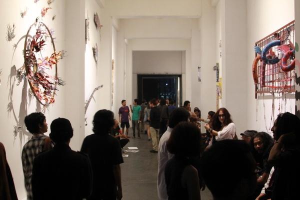 Merayakan HUT ke-10, Sangkring Art Space Gelar Empat Pameran