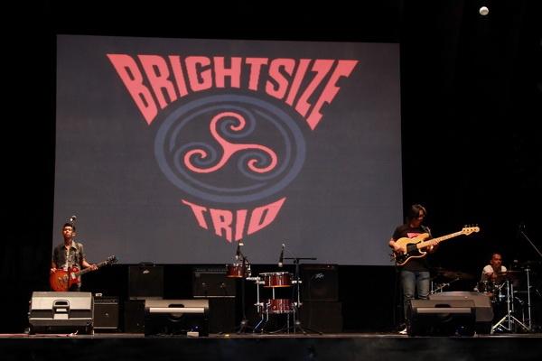 Brightsize Trio: dari Panggung Art|Jog 10 Menuju Tur Eropa