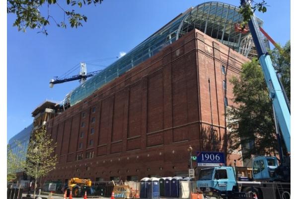 Museum Alkitab Megah Dibangun Dekat Gedung Kongres AS