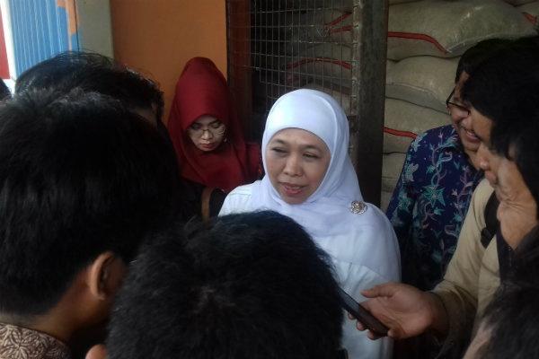 Realisasi Rastra di Kabupaten Cirebon Mencapai 87 Persen