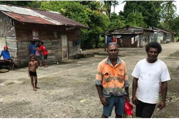 Potret Pendukung Papua Merdeka di Kamp Pengungsi Australia