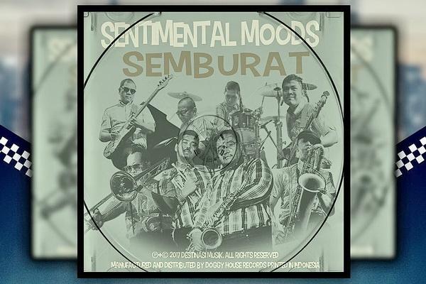 "Sentimental Moods Rilis Album Kedua ""Semburat"""