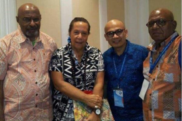 Redam Isu Merdeka, RI Undang Sekjen PIF ke Papua