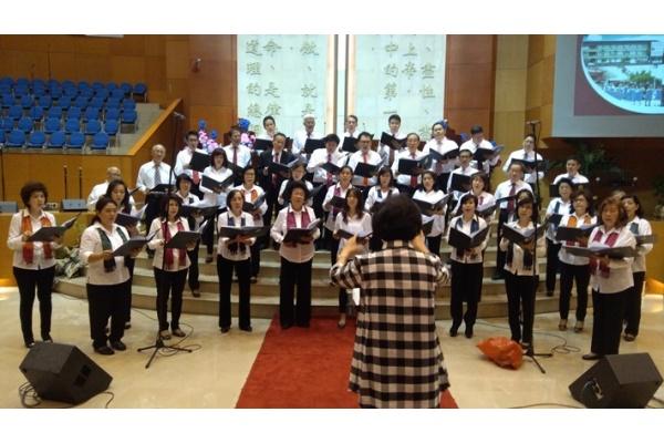 Gema Kasih Yobel Rayakan HUT ke-6 di Jakarta