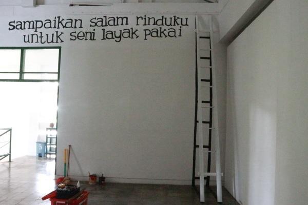 "Pameran ""This is It"" di Jogja Contemporary"