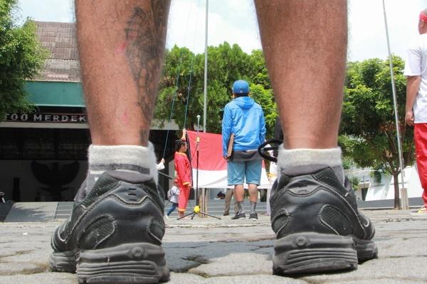 Tattoo Merdeka: Tersandung Masa Puber