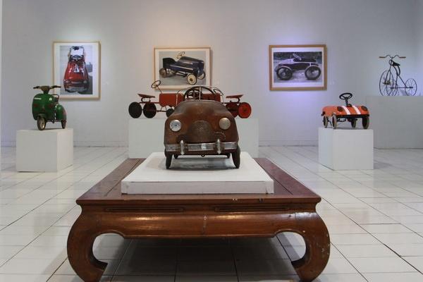 """Pameran Pedal Car """"Montor-montor Cilik"""" di BBY"""