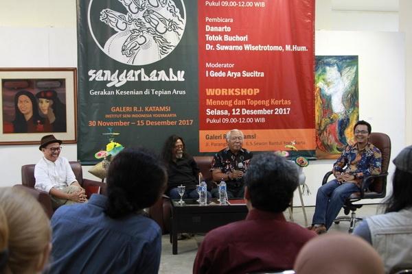 Retrospeksi Sanggarbambu: Gerakan Kesenian di Tepian Arus