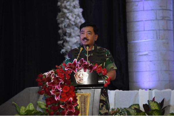 Panglima TNI: Natal Membawa Perdamaian dan Keselamatan