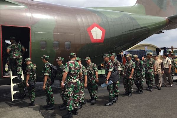 TNI dan Polri Kirim Tim Kesehatan ke Asmat