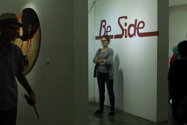 """""""Be Side"""", Perjamuan Terakhir di Ujung Perjalanan Jogja Contemporary"""