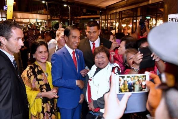 Jokowi: Diplomasi Kopi Jadi Perekat Baru RI-Selandia Baru