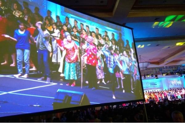 GKI Perniagaan-Samanhudi Rayakan 150 Tahun Penginjilan Patekoan