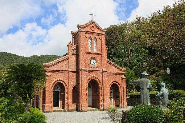 Gereja Tersembunyi di Jepang Masuk Warisan Dunia 2018 UNESCO