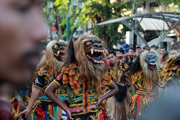 FKY 30 2018: Mesemeleh Menopengi Wajah Yogyakarta