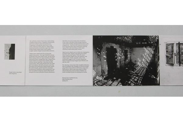"""Presentasi Karya Foto """"Mengeja Rumah"""" di BBY"""
