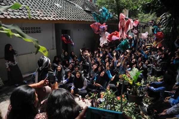 Lokakarya FKY 2018: Bebrayan Menjemput Impian