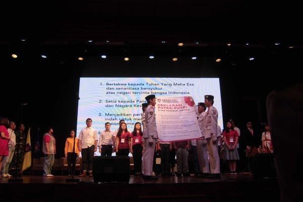 BPK PENABUR Jakarta Gelar Seminar Kebangsaan #SayaMerahPutih