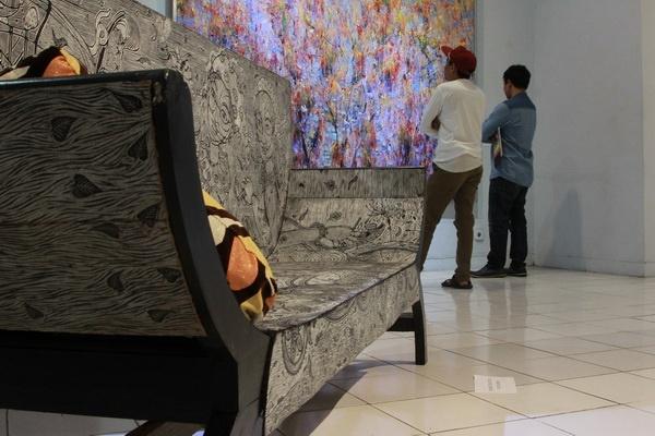"Bentara Budaya Yogyakarta Gelar Pameran ""Hip-Now-Color"""