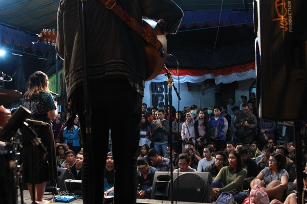 """Jogja Care Lombok"" di Bentara Budaya Yogyakarta"