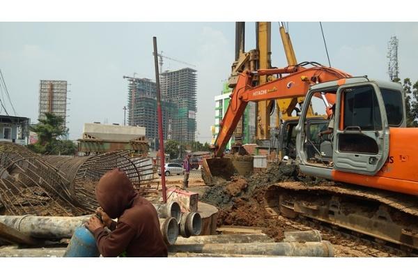 Perempuan Pekerja Infrastruktur Sulit Ditemukan di Bekasi