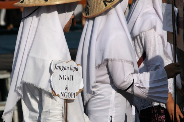 Grebeg Santri Awali Hari Santri Nasional 2018 Yogyakarta