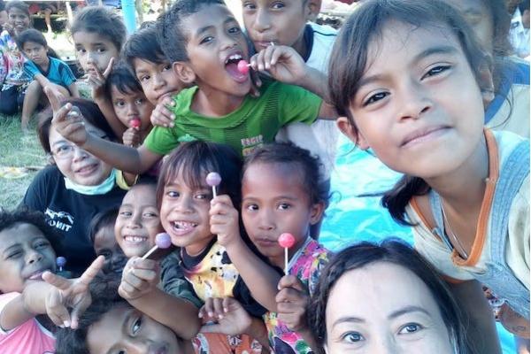 Tim GKI di Sigi: Trauma Healing