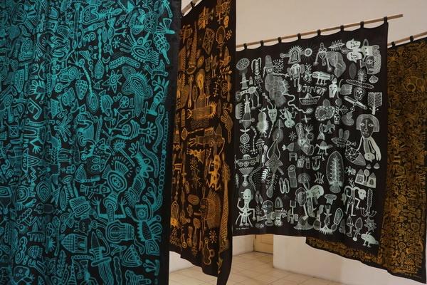 Batik dalam Seni Rupa dan Seni Rupa Kontemporer
