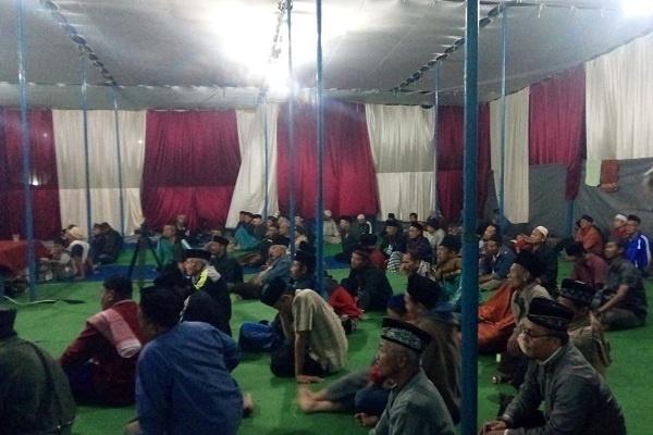 Jemaat Muslim Ahmadiyah Jateng Gelar Jalsah Salanah Tahunan