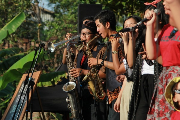 Ngayogjazz 2018, Negara Mawa Tata Jazz Mawa Cara