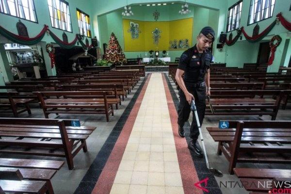 Persiapan Natal 2018 dan Tahun Baru 2019 di Sejumlah Daerah