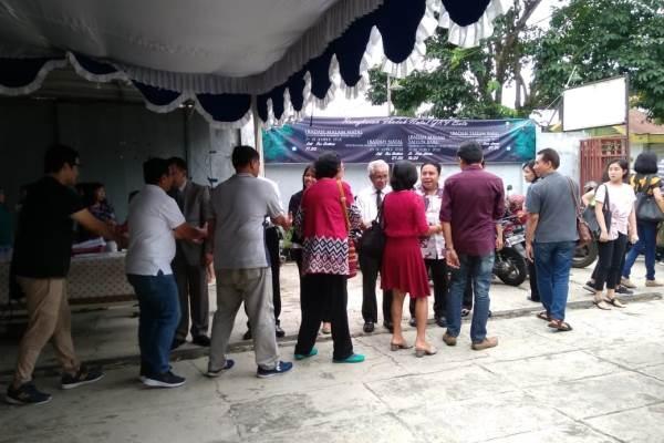 Pengujung Tahun di GKI Batu, Malang