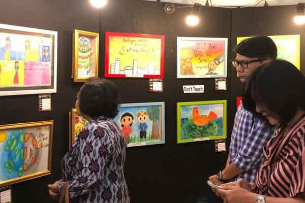"""Pensi SDK PENABUR Jakarta """"Aku Indonesia"""", Ajarkan Toleransi dalam Perbedaan"""