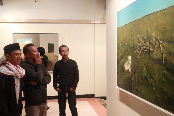 "Pameran Perupa Muda ""Good Day"""