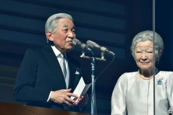 10 Peristiwa Penting Kehidupan Kaisar Jepang Akihito
