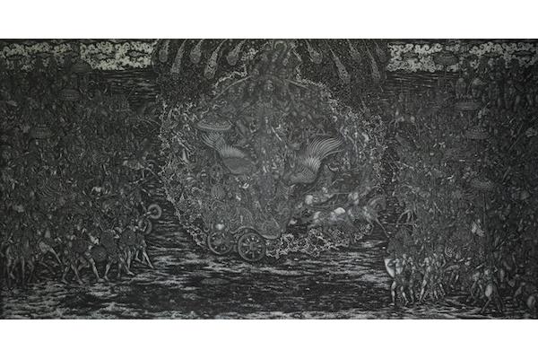 """Pameran Lukisan """"Kawitan"""" Hadirkan 44 Seniman Lintas Generasi"""