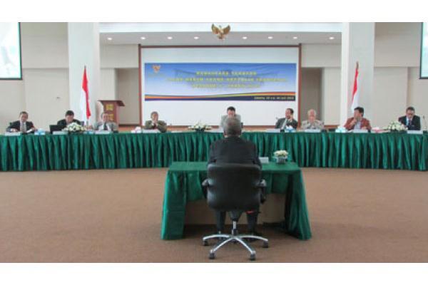Seleksi Hakim Agung: Wawancara Terbuka Seleksi Hakim Agung